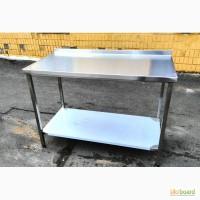 Нейтральные столы для ресторанов. Нержавейка