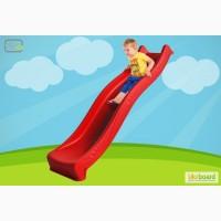 Горка детская пластиковая скользкая спуск 2, 2 метра