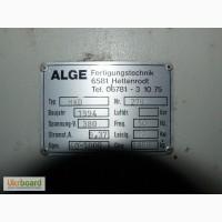 Продам токарный станок для обработки каменя фирмы ALGE