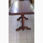 Стол кухонный из дерева ДУБ