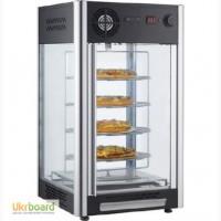 Настольный шкаф-витрина Cooleq CW-108 Холодильные с крутящимися полкам