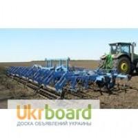 Культиватор почвообрабатывающий широкозахватный КГШ