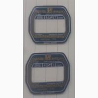 Маска ( стекломаска ) для часов Электроника 55Б