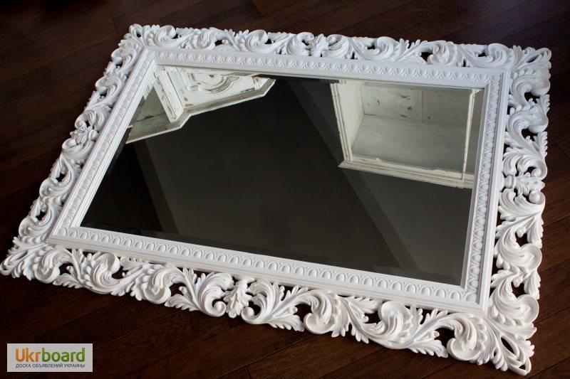 Рамки для зеркала своими руками из багета 47