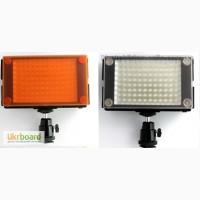 Накамерный светодиодный видео свет Pro LED Video Light W96
