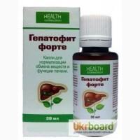 Купить Гепатофит Форте - капли для очищения и восстановления печени оптом от 50 шт