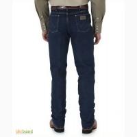 Джинсы Wrangler из США - Wrangler 936DSD Cowboy Cut Slim Fit Jeans - Dark Stone