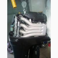 Лодочный мотор Сузуки-90л.с., 4т., 2006г