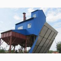 Стоительство зерноочистительного комплекса ЗАВ-50