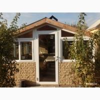 Изготовление и установа алюминиевых окон и дверей