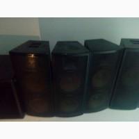 СРОЧНО!!! комплект акустики T.C.M (Колонки, Сабвуферы, Усилители)