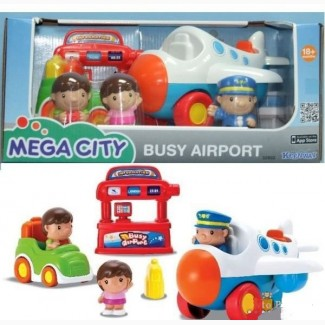 Развивающий набор Keenway Аэропорт