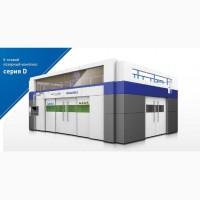 Продам 5-и осевой лазерный комплекс Hans Laser серии D (волоконный лазер)