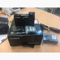 Продам новый фотоаппарат canon g7x, без пробега абсолютно новый производство япония