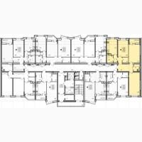 Продается 3-х комнатная квартира в строящемся здании по улице Прохоровская