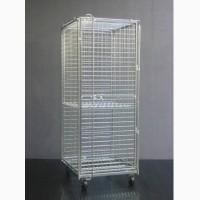 Ролл-контейнер сетчатый Секьюрити стандарт. Код: R12 ROLS 1200