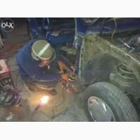 Ремонт авто ВАЗ рихтовка ходовка пороги арки малярка