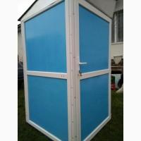 Утепленный биотуалет, туалетная кабина