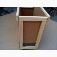 Продам ящики для пчелопакетов, суш на 145 рамку, ульи рогатые, прицеп и платформу