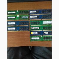 Планки памяті (модуль) 10 шт. в наявності
