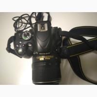 Фотоаппарат Nikon DX D5100 18-55 VR Kit