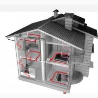 Быстрый монтаж вентиляции Вашего дома «под ключ»