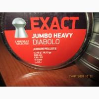 Продам пневматические пули JSB MATCH DIABOLO 5.5 мм.1.17гр 500шт