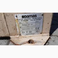 Зерноочисна машина Damas OMEGA( сепаратор 2-3 ступення очистки)