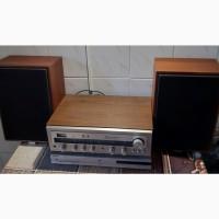 Комплект аппаратуры: Kenwood KR-2600 - DVD Hiteker HE-940- колонки - DVD диски