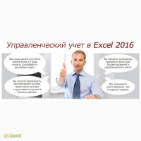 Управленческий учет в Excel. Обучение Excel 2010-2016 до профи уровня