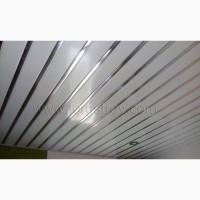 Купить реечные алюминиевые потолки