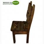 Деревянные стулья под старину,