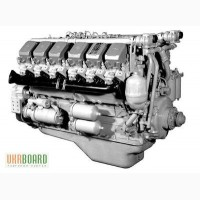 Двигатель ЯМЗ-240 М2
