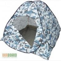 Палатка 2 2 м для зимней рыбалки СИНТЕПОН камуфляж