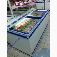 Морозилка бу, ларь морозильный бу, морозильник бу, со стеклянной крышкой до 200л 300л 400л