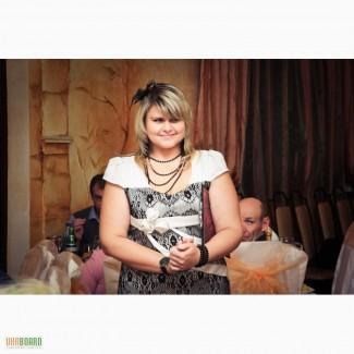Ведущая на свадьбу Дарья Гончарова. Свадебный режиссер. Тамада