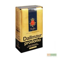 Кава Dallmayr 100% Арабика