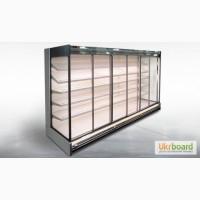 Холодильная Горка/Регал ИндианаКуб (пристенные стеллажи/витрины) НОВЫЕ