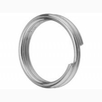Заводные кольца Eagle Claw Split Rings Nickel 01143