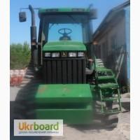 Продаем трактор на гусеничном ходу JOHN DEERE 8410T, 2002 г.в