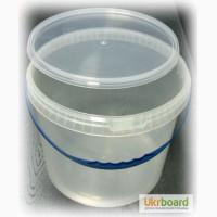 Продам ведра пластиковые, пищевые, прозрачные, 10л