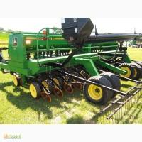 Универсальная зерновая сеялка John Deere 750 цена в Украине