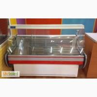 Продам 2 шт. витрин холодильных универсальных б/у длиной-1 5 м
