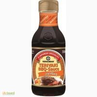 Киккоман соус-барбекю Терияки с медом - 250 мл