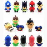 Флеш накопитель USB Супергерои