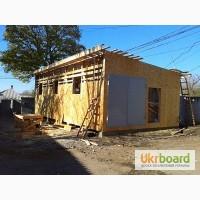 Строительство складов, хранилищ, офисных помещений