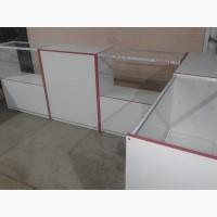 Витрины из ДСП новые, купить ДСП витрины