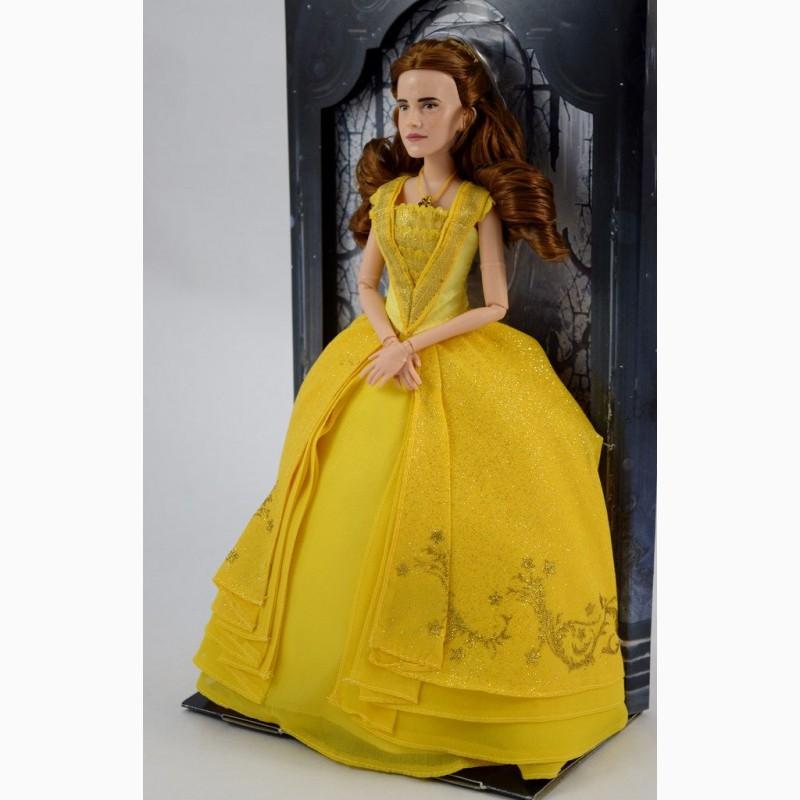 Фото 2. Коллекционная кукла Белль из фильма Красавица и Чудовище