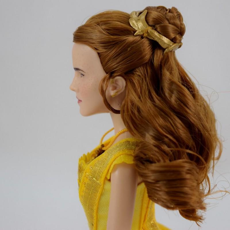 Фото 3. Коллекционная кукла Белль из фильма Красавица и Чудовище