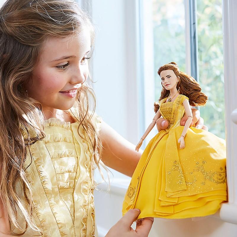 Фото 6. Коллекционная кукла Белль из фильма Красавица и Чудовище